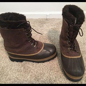 Men's Sorel winter boot